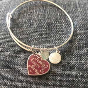 Alex and Ani Family Forever And Always Bracelet